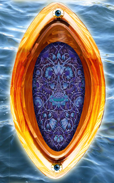 the ovoid boat